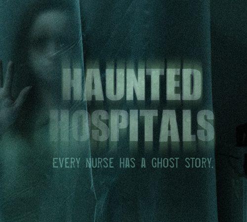 Haunted Hospitals tv show poster