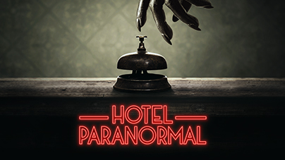 Poster for hotel paranormal
